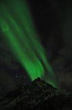 Η αυγή φανών Στοκ Φωτογραφία