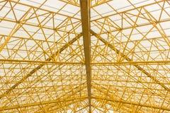Η ισχυρή στέγη Στοκ φωτογραφία με δικαίωμα ελεύθερης χρήσης