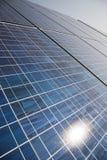 η ισχύς ηλιακή Στοκ Εικόνες