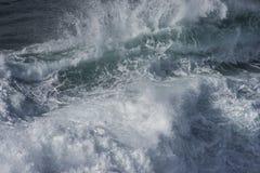 Η ισχύς του ωκεανού Στοκ Εικόνες