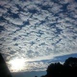 Ηλιόλουστη ημέρα στη Φλώριδα Στοκ εικόνα με δικαίωμα ελεύθερης χρήσης