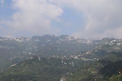 Η κάλυψη πόλεων με μια ματιά στοκ φωτογραφία με δικαίωμα ελεύθερης χρήσης