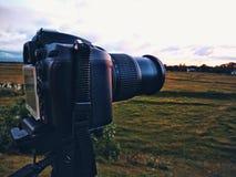 Η κάμερα Στοκ Εικόνες