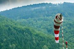 Η κάλτσα στο aiport, Πολωνία Στοκ Φωτογραφίες