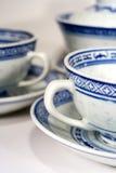 η Κίνα κοιλαίνει το τσάι Στοκ Εικόνα
