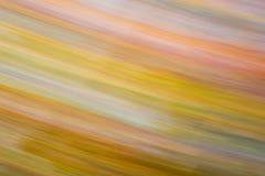 Η κίνηση θόλωσε το πολύχρωμο υπόβαθρο φύσης Στοκ φωτογραφίες με δικαίωμα ελεύθερης χρήσης