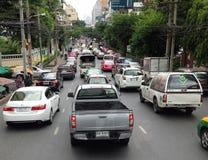 Η κίνηση στην πόλη στοκ φωτογραφίες