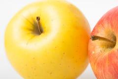 η κίτρινη ώριμη μεγάλη Apple Στοκ εικόνα με δικαίωμα ελεύθερης χρήσης