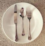 Η καθαρή λέσχη πιάτων Στοκ Εικόνες
