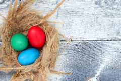 Η καθολική Πάσχα Κυριακή Πάσχας και η ορθόδοξη Κυριακή Πάσχας Στοκ φωτογραφίες με δικαίωμα ελεύθερης χρήσης