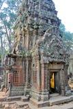 Η Καμπότζη, Siem συγκεντρώνει, στις 22 Ιανουαρίου 2014, Angkor - TA Prohm Στοκ φωτογραφία με δικαίωμα ελεύθερης χρήσης