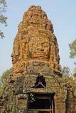 Η Καμπότζη, Siem συγκεντρώνει, στις 22 Ιανουαρίου 2014, Angkor - TA Prohm Στοκ εικόνα με δικαίωμα ελεύθερης χρήσης