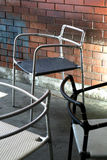 Η καρέκλα Στοκ Εικόνες
