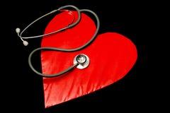 η καρδιά ακούει το σας Στοκ Φωτογραφία