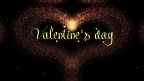 Η καρδιά ημέρας του βαλεντίνου φιαγμένη από παφλασμό κόκκινου κρασιού εμφανίζεται Κατόπιν η καρδιά διασκορπίζει Απομονωμένος στο  ελεύθερη απεικόνιση δικαιώματος