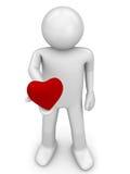 η καρδιά 5 μου παίρνει Στοκ φωτογραφία με δικαίωμα ελεύθερης χρήσης