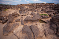 Η κατάπληξη του βράχου Στοκ φωτογραφία με δικαίωμα ελεύθερης χρήσης