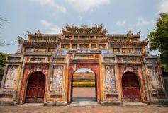 Η καταπληκτική παλαιά πόλη του χρώματος, Βιετνάμ στοκ φωτογραφία με δικαίωμα ελεύθερης χρήσης
