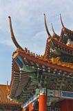 Η κατασκευή του αυτοκρατορικού παλατιού στοκ φωτογραφίες