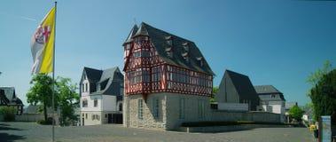 Η κατοικία επισκόπων στο Limbourg φιλμ μικρού μήκους