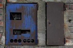 Η καλωδίωση σπιτιών Στοκ εικόνες με δικαίωμα ελεύθερης χρήσης