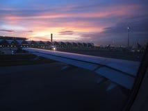 Η καλύτερη προσγείωση Στοκ εικόνα με δικαίωμα ελεύθερης χρήσης