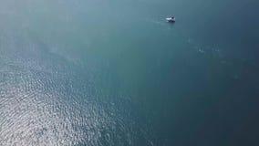 Η κεραία γεφυρών αναστολής Kaikyo Kurushima αποκαλύπτει 4k απόθεμα βίντεο