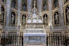 Η κιβωτός Αγίου Dominic Στοκ Φωτογραφίες