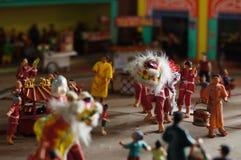 Η κινεζική κούκλα Στοκ φωτογραφία με δικαίωμα ελεύθερης χρήσης