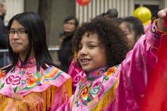 Η κινεζική νέα παρέλαση έτους, Παρίσι, Γαλλία στοκ εικόνες