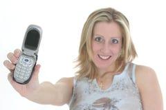 η κλήση κάνει Στοκ φωτογραφία με δικαίωμα ελεύθερης χρήσης