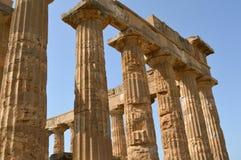 Η κοιλάδα των ναών του Agrigento - της Ιταλίας 07 Στοκ Εικόνα