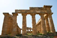 Η κοιλάδα των ναών του Agrigento - της Ιταλίας 08 Στοκ εικόνες με δικαίωμα ελεύθερης χρήσης