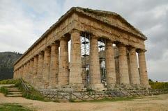 Η κοιλάδα των ναών Selinunte - της Ιταλίας 02 Στοκ φωτογραφίες με δικαίωμα ελεύθερης χρήσης