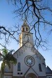 Η κοινότητα εκκλησιών Nossa Senhora DA Piedade Parquia Nossa Senhora DA Piedade, Novo Hamburgo, Βραζιλία στοκ φωτογραφία