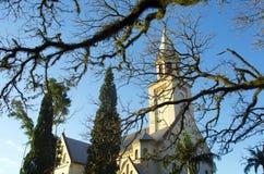Η κοινότητα εκκλησιών Nossa Senhora DA Piedade Parquia Nossa Senhora DA Piedade, Novo Hamburgo, Βραζιλία στοκ εικόνα με δικαίωμα ελεύθερης χρήσης