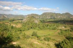 Η κοιλάδα Vinales στην Κούβα στοκ εικόνα με δικαίωμα ελεύθερης χρήσης