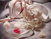 η κορδέλλα πετάλων κύπελ&la Στοκ φωτογραφίες με δικαίωμα ελεύθερης χρήσης