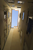 Η κορυφή της αλέας Στοκ φωτογραφία με δικαίωμα ελεύθερης χρήσης