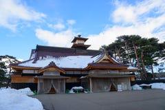 Η κυβερνητική αίθουσα της Δημοκρατίας Ezo στο Hakodate, Hokkaido Στοκ Εικόνα
