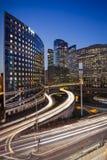 Η κυκλική λεωφόρος του Παρισιού Στοκ Εικόνες