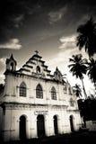 Η κυρία μας εκκλησίας Prioty, Anjuna, Goa, Ινδία Στοκ φωτογραφία με δικαίωμα ελεύθερης χρήσης