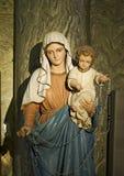 Η κυρία μας ιερό Rosary Στοκ εικόνα με δικαίωμα ελεύθερης χρήσης