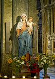 Η κυρία μας ιερό Rosary Στοκ Εικόνες