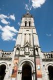 Η κυρία Lourdes μας Sanctuary Basilica στοκ εικόνα με δικαίωμα ελεύθερης χρήσης