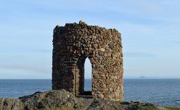 Η κυρία Tower, Elie, Fife, Σκωτία Στοκ φωτογραφία με δικαίωμα ελεύθερης χρήσης