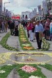 η Κυριακή πομπής Πάσχας Στοκ εικόνα με δικαίωμα ελεύθερης χρήσης