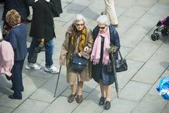 Η Κυριακή φοινικών Στοκ εικόνες με δικαίωμα ελεύθερης χρήσης
