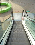 Η κυλιόμενη σκάλα Στοκ φωτογραφία με δικαίωμα ελεύθερης χρήσης
