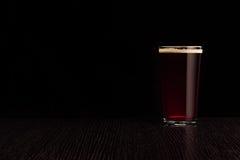 Η κόκκινη αγγλική μπύρα μπύρας Στοκ εικόνα με δικαίωμα ελεύθερης χρήσης